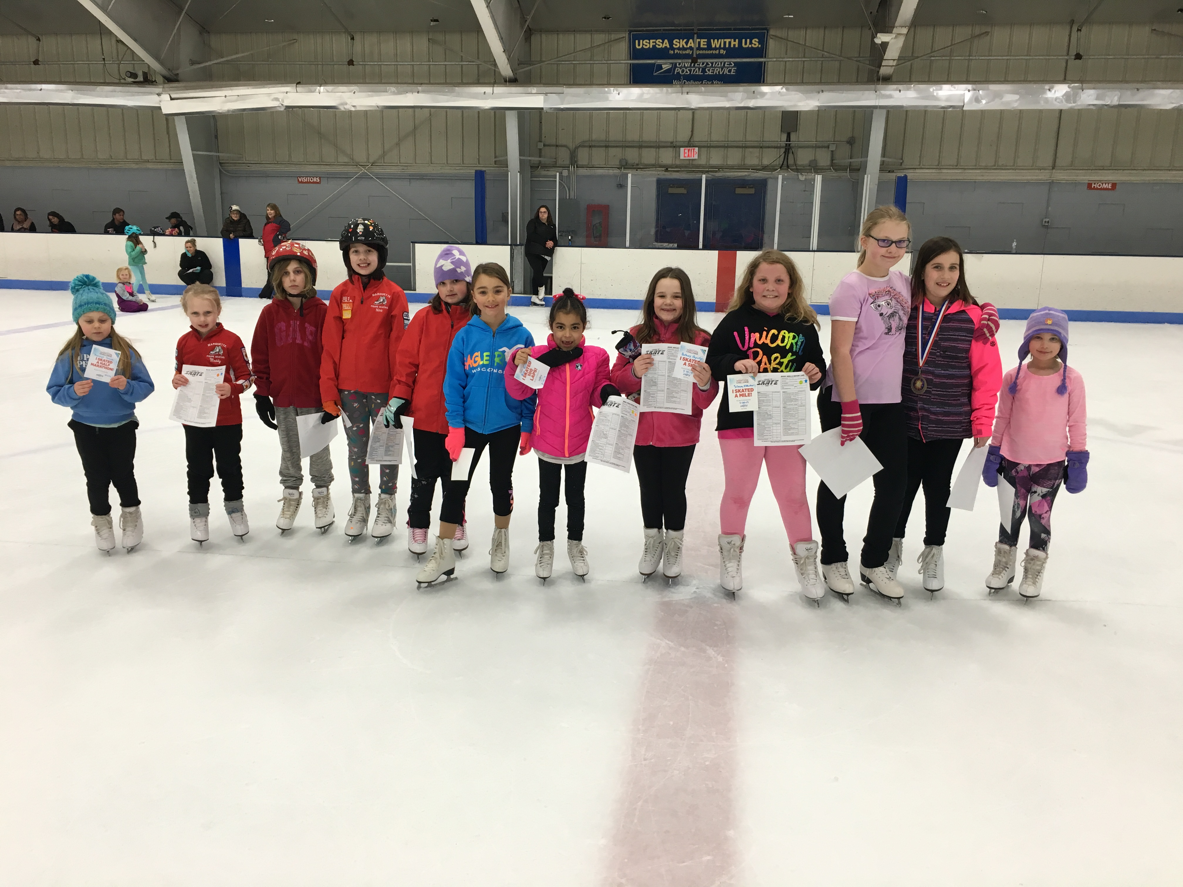 Learn to Skate March 2019 (Thursday)