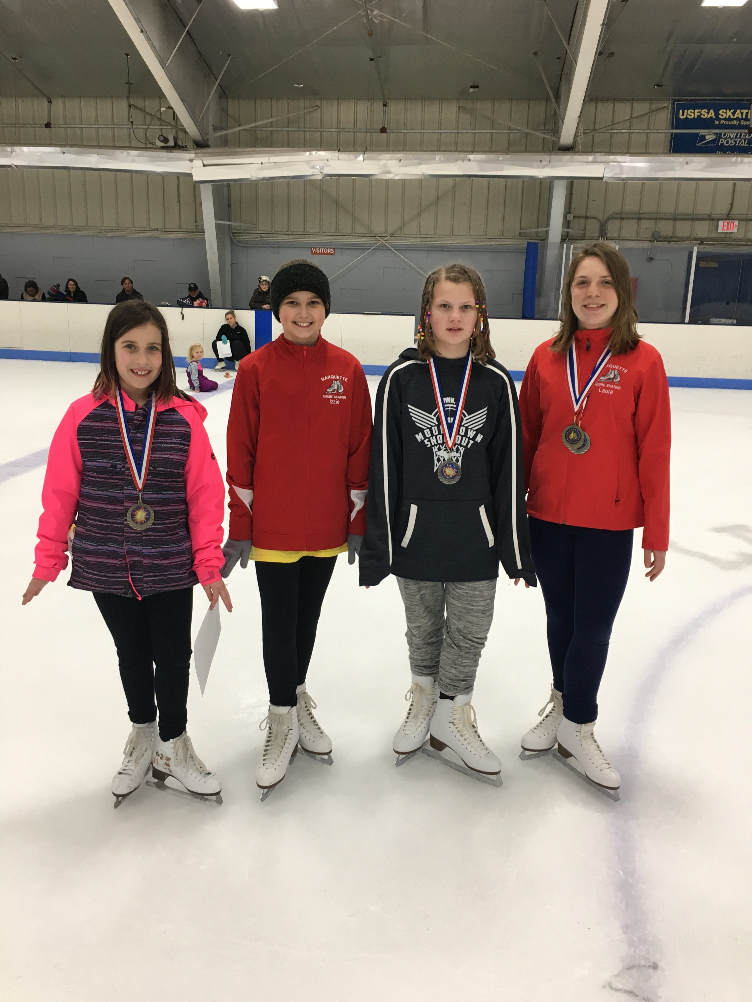 Learn to Skate March 2019 Marathon winners