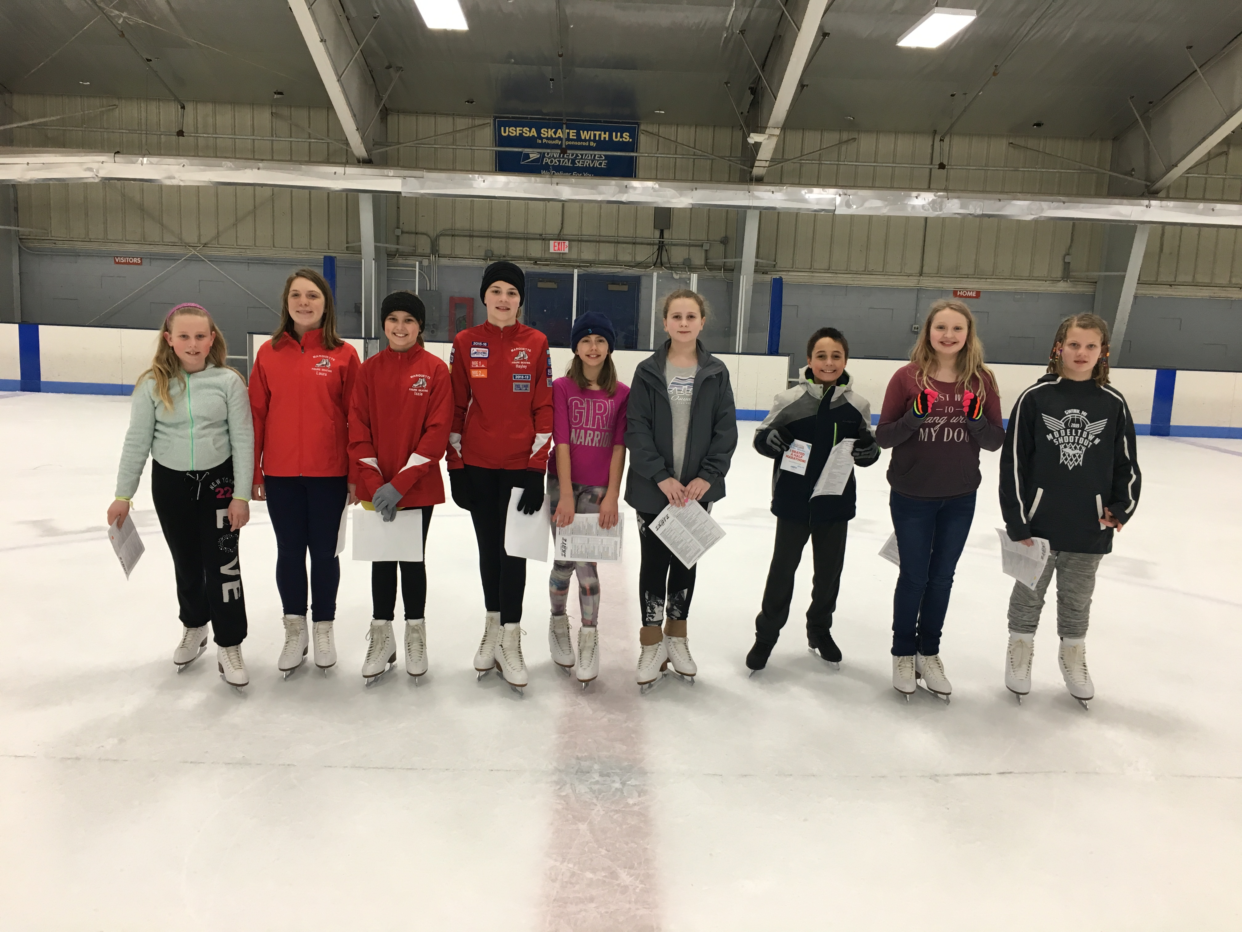 Learn to Skate March 2019