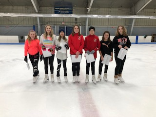 Learn to Skate - March 2019 (Tuesday) Jr Club